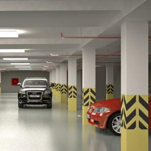 Автостоянки, паркинги Тбилисской