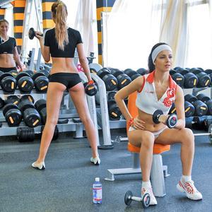 Фитнес-клубы Тбилисской