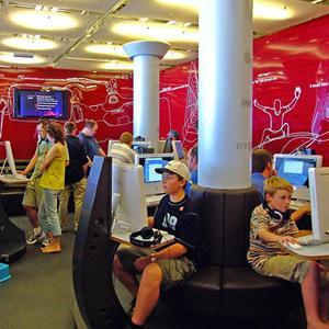 Интернет-кафе Тбилисской