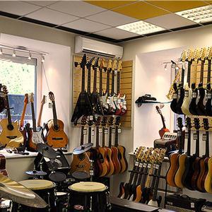 Музыкальные магазины Тбилисской