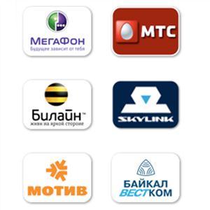 Операторы сотовой связи Тбилисской