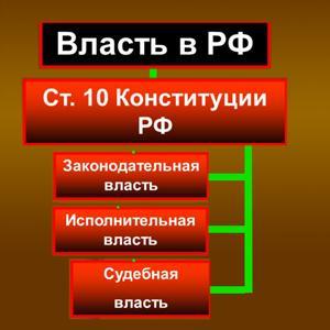 Органы власти Тбилисской