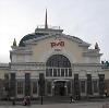 Железнодорожные вокзалы в Тбилисской