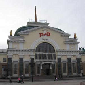 Железнодорожные вокзалы Тбилисской